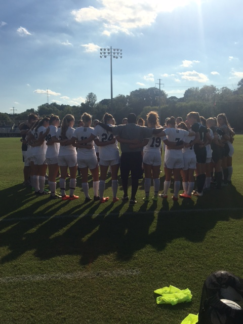 Women's Soccer Welcomes Newberry to Season's First Home Game