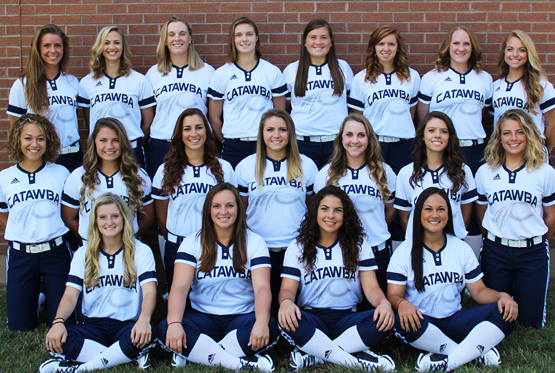 Look Out Below: Catawba Indians Softball Headed back to the Top